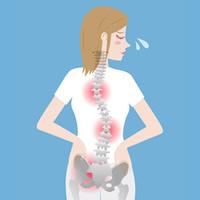 姿勢や骨盤の歪みを改善