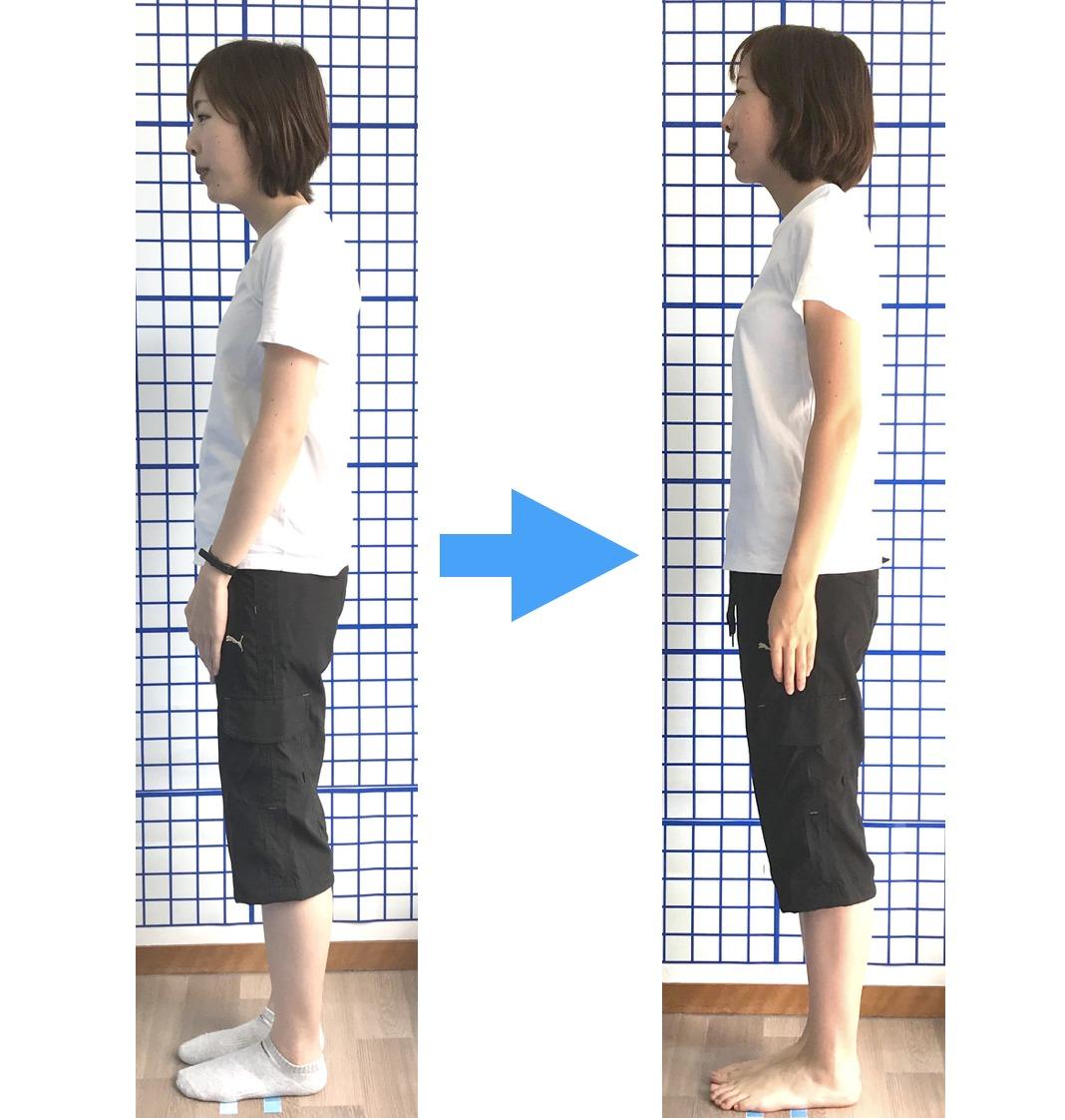 9月スタート!!姿勢やスタイルを改善キャンペーン!!