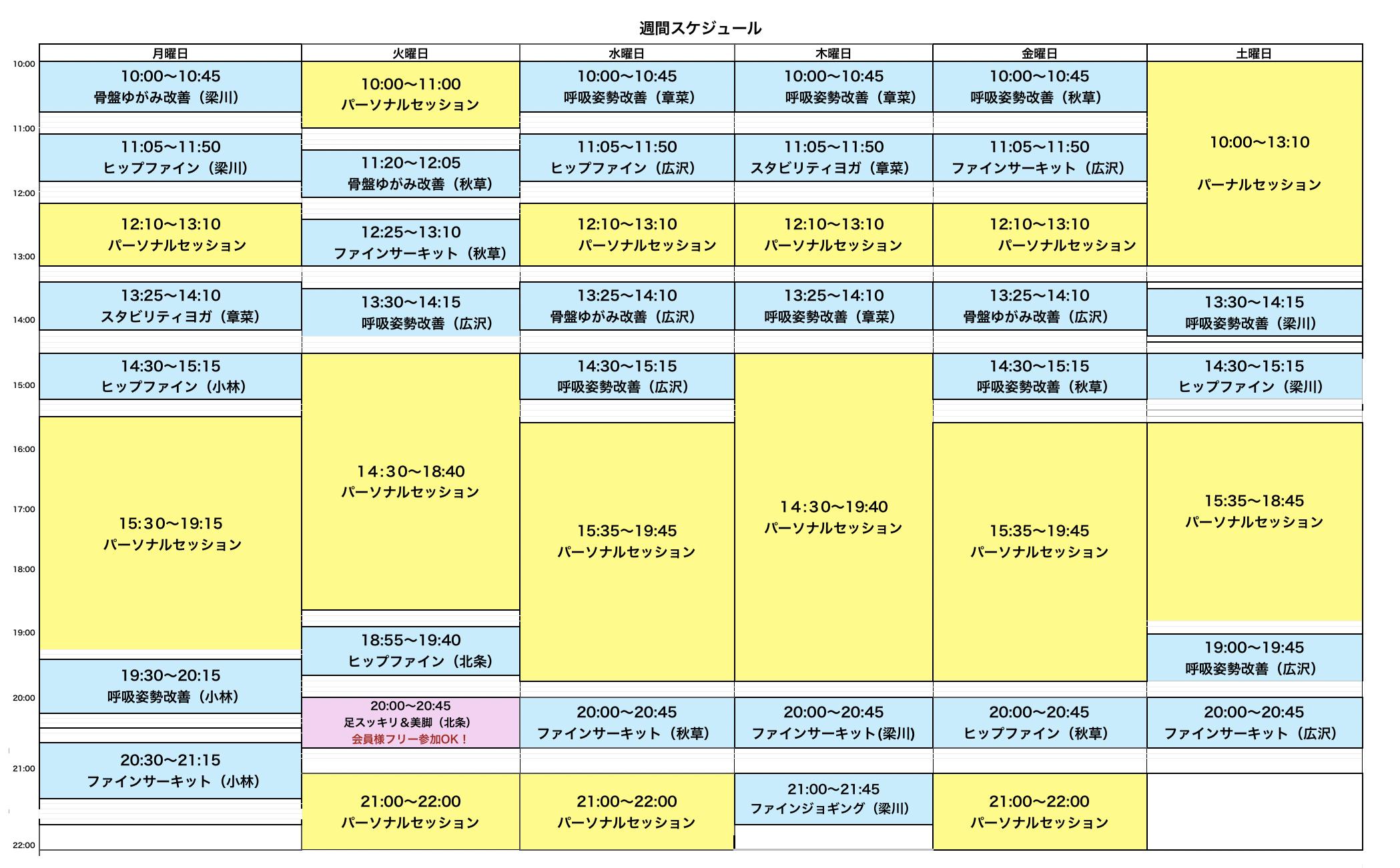 1,000円体験キャンペーン期間限定4月27日まで